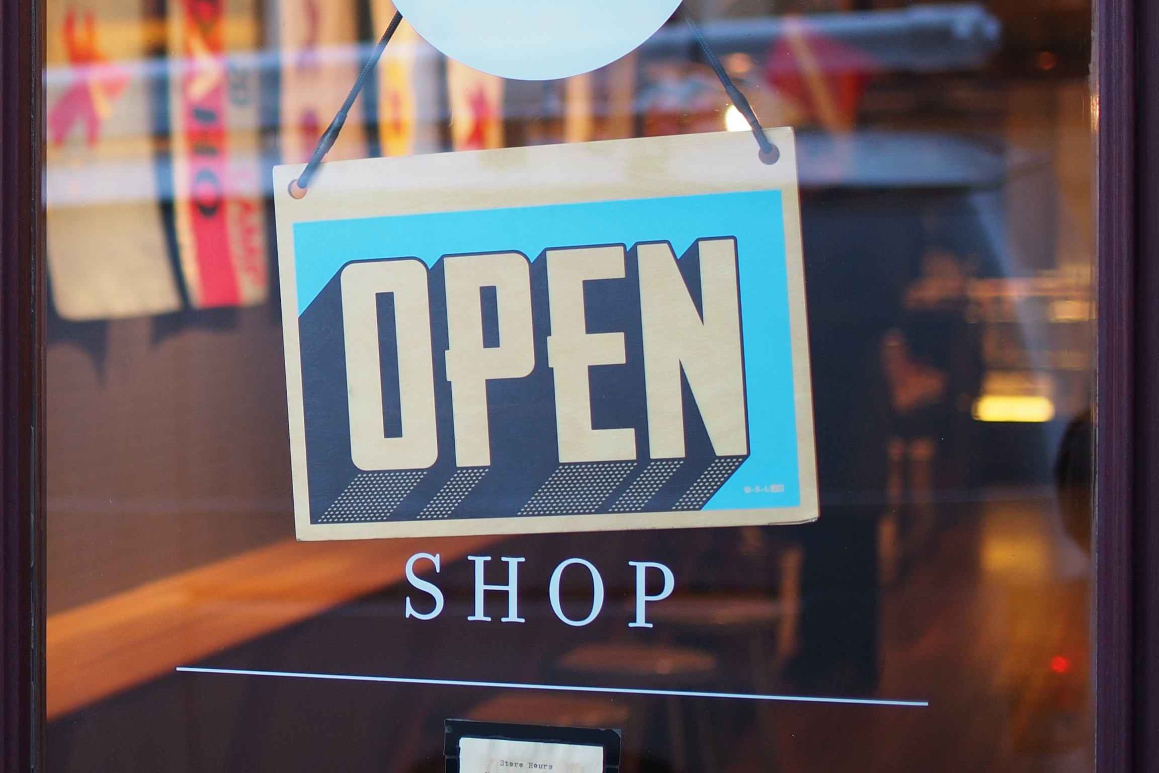 Open Shop - ecommerce   Photo by Mike Petrucci on Unsplash